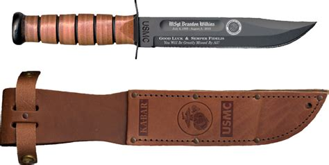 marine k bar ka bar knives are the standard issue tactical fighting