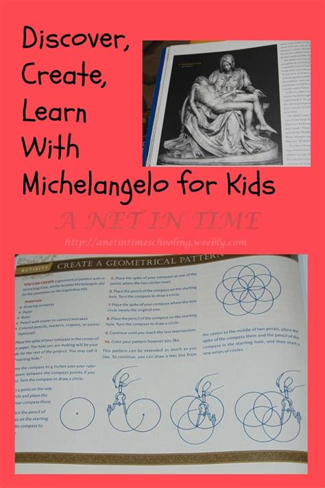 michelangelo basic art series 3836530341 art series michelangelo of kids a net in time schooling