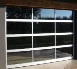 Glass Overhead Door Aluminum Glass Doors Overhead Door