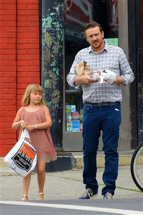 Heath Ledgers Matilda Will Be Taken Care Of by Jason Segal Takes Matilda To Breakfast Zimbio