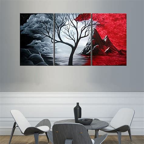 abstract hd canvas prints wall art painting home decor modern abstract painting wall decor landscape canvas wall