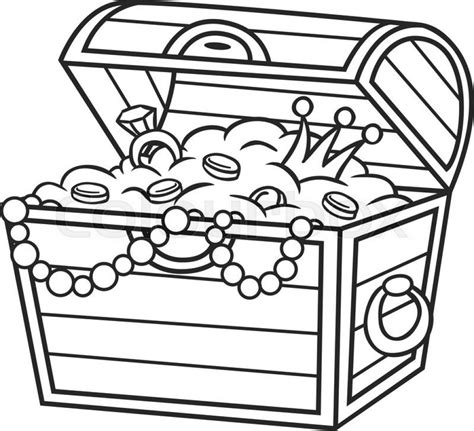 treasure chest vector clipart best