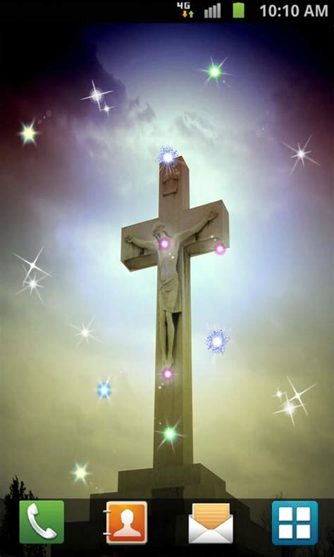 wallpaper android jesus jesus cross live wallpaper android apps on google play