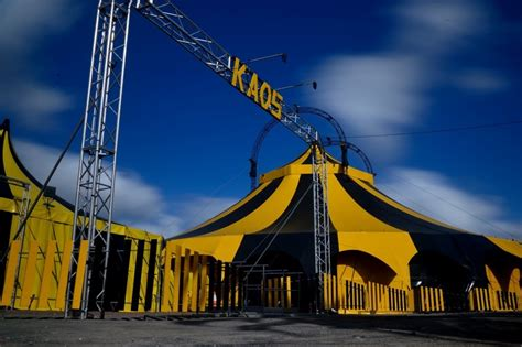 Kaos Familias 10 kaos cirkus in maspalomas vom 18 dezember bis 10 januar