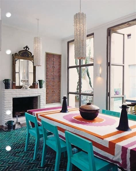 10 moroccan inspired dining room interior design