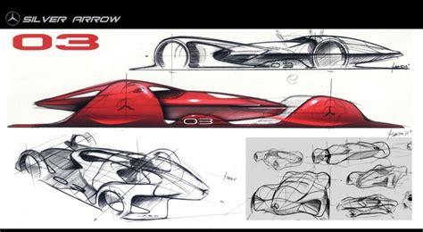 design concept wikipedia mercedes silver arrow concept car body design