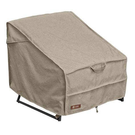 Classic Accessories Patio Furniture Covers Classic Accessories Montlake Standard Patio Chair Cover 55 652 016701 Rt The Home Depot