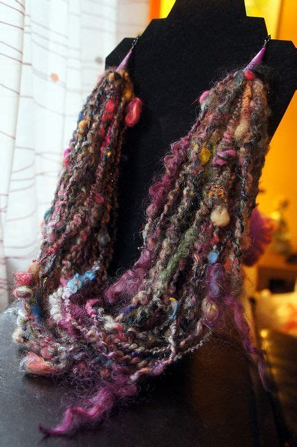scarf pattern novelty yarn 1000 images about what to do with art textured novelty