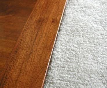 Advantages of Carpet over Hardwood Flooring