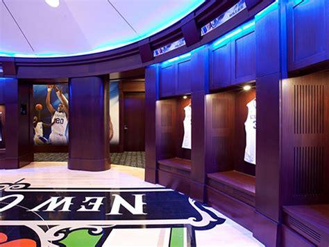 the locker room ky rupp arena s basketball locker room smith llc hardwoods