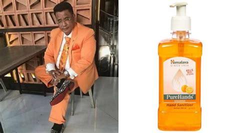 jadinya  hotman paris cosplay hand sanitizer  sempetnya warganet bikin ginian