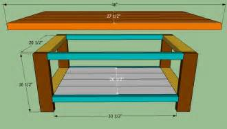 Plans For Building A Coffee Table Coffee Table Plans Design Images Photos Pictures