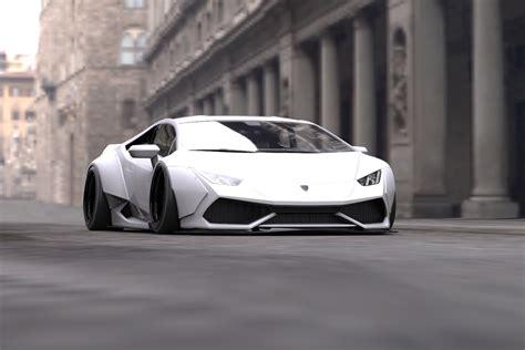 LB ? Works Lamborghini Huracan Body Kit   Liberty Walk