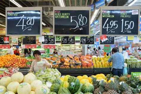 ntuc new year food supermarket chain ntuc fairprice produced less food waste