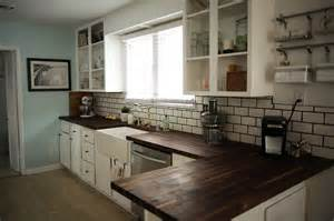 New Kitchen Countertops New Kitchen Home Grout Brass Faucet Apron Sink Farmhouse Sink Modern Subway