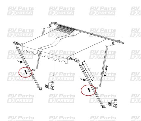 carefree rv awning parts carefree rv awning parts 28 images caravansplus spare parts diagram carefree sl