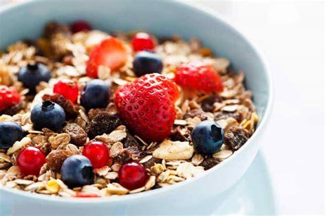 Tropical Muesli Cereal Healthy Food Healthy Breakfast ethical comparison breakfast cereals