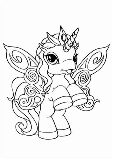 Filly Coloring Pages free filly mermaids coloring pages