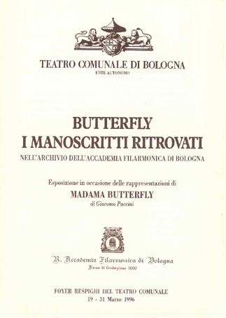 madama butterfly mostra