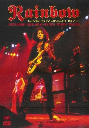rainbow live in munich 1977 rainbow live in munich 1977 dvd reviews