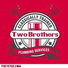 3 Brothers Plumbing by Mario On Mario Bros Mario Bros
