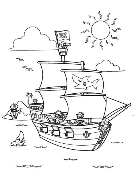 dessin en ligne bateau 33 dessins de coloriage bateau pirate 224 imprimer sur