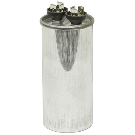 capacitor c61 p2 370 vac 40 mfd 370 vac run capacitor 1 75 quot dia motor run capacitors capacitors electrical