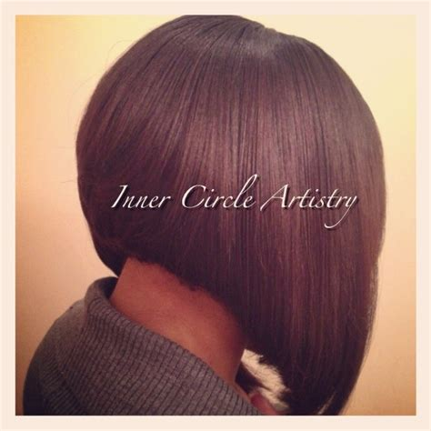 bob sew in weave hairstyles flawless sew in hair weave bob style hair by natalie b