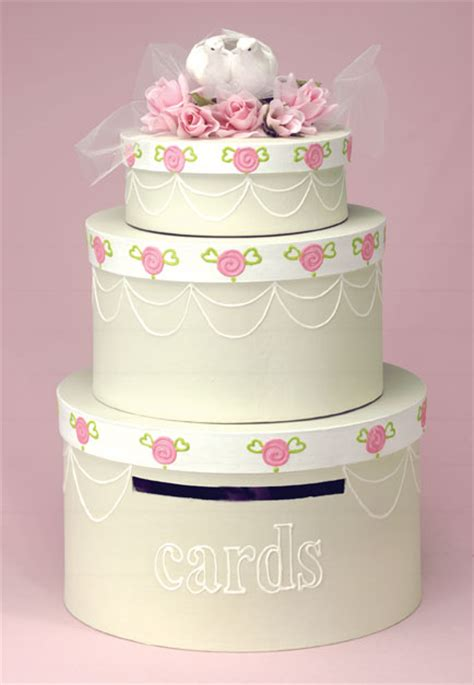 Wedding Card And Cake Box by Wedding Cake Card Box Favecrafts