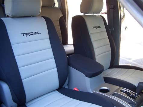 tacoma bench seat cover toyota tacoma trd seat covers autos post