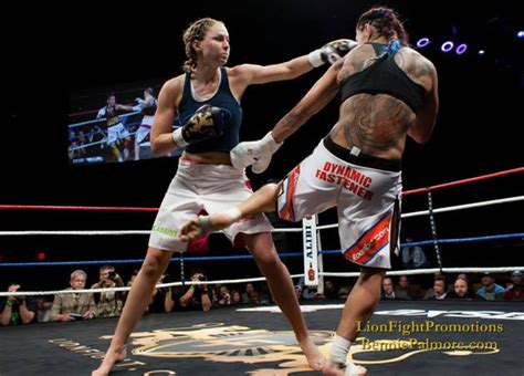 Lion Fight 14 video highlights: Jorina Baars tops 'Cyborg ... Justino's