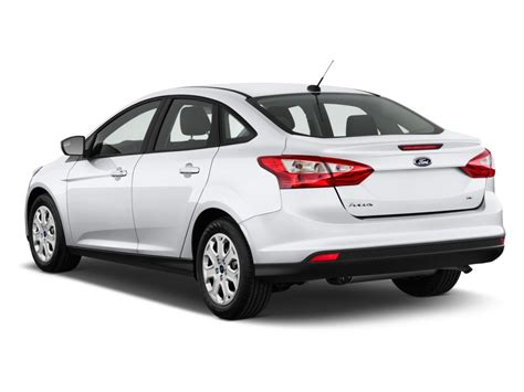 image 2013 ford focus 4 door sedan se angular rear exterior view size 1024 x 768 type