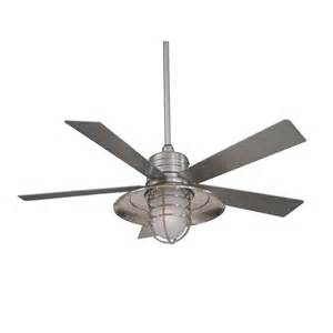 indoor outdoor ceiling fans minka aire 54 quot rainman 5 blade indoor outdoor ceiling