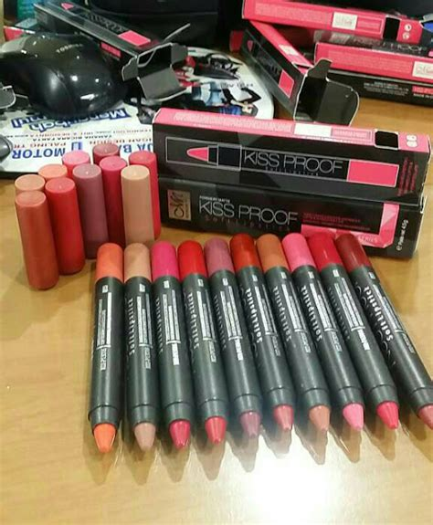 lipstick proof matte lipstick kissproof