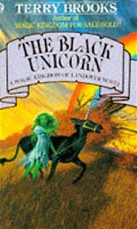 The Black Unicorn the black unicorn magic kingdom of landover 2 by terry