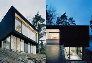 Modern Hill House Designs by Architecture Homes Ultra Modern Hillside House Design