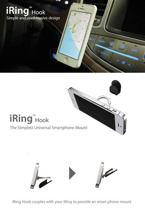 Promo No Iring Ring Hp Ring Stand Phone Holder Karakter Seri iring premium universal smartphone mount with hook 11street malaysia docks holder
