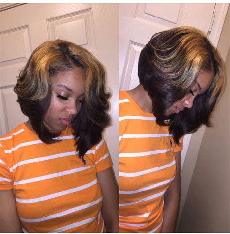 Bob Weave Hairstyles For Black by Weave Bob Hairstyles Wanna Give Your Hair A New Look