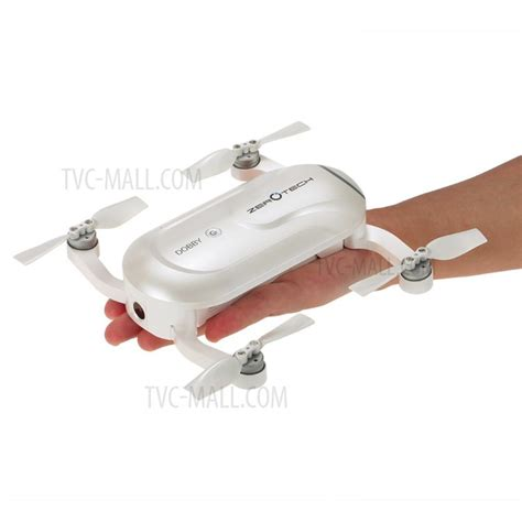 zerotech dobby pocket drone selfie mini rc quadcopter with 4k hd and 3 axis gimbal