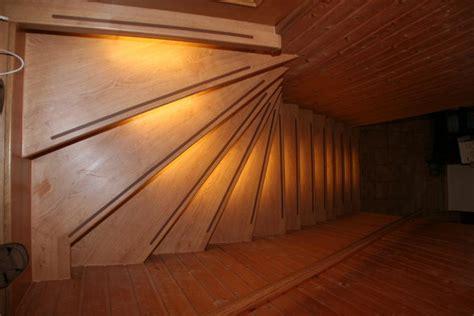 treppengeländer verkleiden eiche dekor treppe