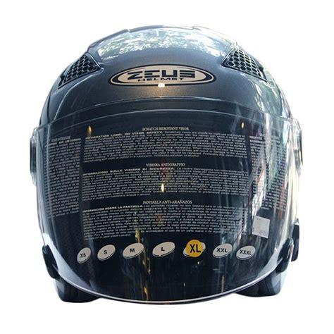 Zeus Helm Zs 610 Dsil jual zeus zs 610 ssil helm half harga