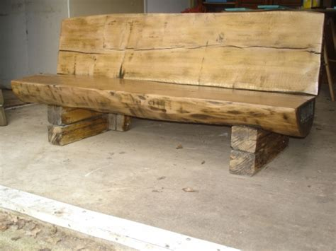 dco design banc bois design chne banc arbre