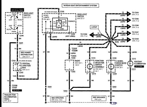2005 Ford F 150 Trailer Light Wiring Diagram Auto