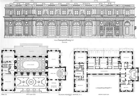 rosecliff mansion floor plan rosecliff rosecliff weddings pinterest rhode island