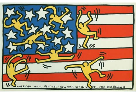 New York Murals For Walls no case against keith haring foundation widewalls