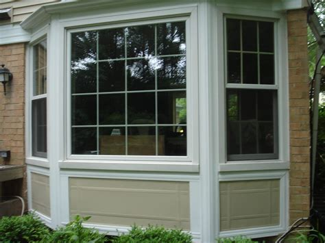 bay windows pictures bay window styles exterior vinyl siding bay window