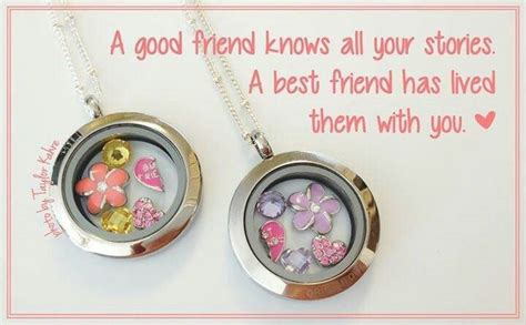 Origami Owl Best Friend Locket Origami Owl