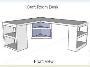 corner craft desk plans pdf woodworking