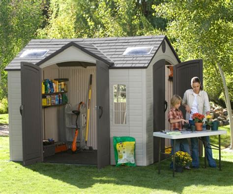 Lifetime Garden Shed by Lifetime 60001 10x8 Garden Shed On Sale With Fast Free