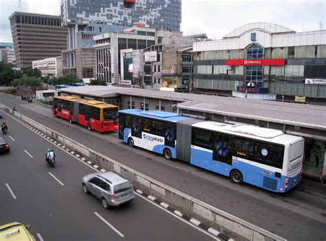 binus global transportation